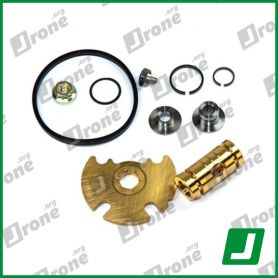 Turbo Kit de reparation / reparatur repair turbo | ALFA-ROMEO, FIAT, LANCIA, RENAULT | GT/VNT15-25, 454161 0001, 14411AW301, 8200369581, 7711368748