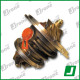 CHRA Turbo Cartouche | OPEL, SAAB - 2.2 TDI 115 cv | 454219-1, 454219-3, 454229-1, 454229-2 | Italie