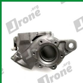 Turbo housing Carter | AUDI, SEAT, SKODA, VW - 1.8 i 150, 180, 225 cv | 53039880052