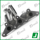 Turbocharger housing for SMART | 724961-0002, 724961-0001