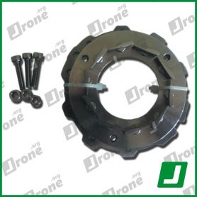 Variable geometry for PEUGEOT | 740821-0001, 740821-0002