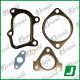 Turbocharger kit gaskets for OPEL | 454092-0001, 454092-5001S