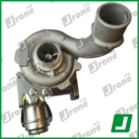 Turbocharger new for RENAULT | 708639-0002, 708639-0003
