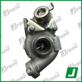 Turbocharger new for CITROËN | 49173-07502, 49173-07503