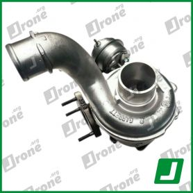 Turbocharger new for RENAULT | 718089-0001, 718089-0002