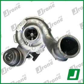 Turbocharger new for RENAULT | 703245-0001, 703245-0002