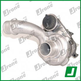 Turbocharger for OPEL | 720244-5004S, 720244-5002S