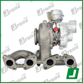 Turbocharger new for VW | 724930-0001, 724930-0002