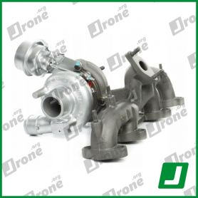 Turbocharger for VW | 54399880017, 54399700017